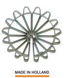 Belplast® Bloem 50mm Ringafstandhouder_