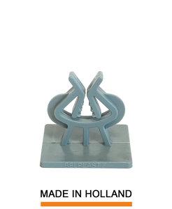 Belplast® Pion met grondplaat 25mm