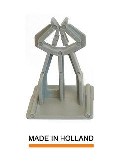 Belplast® Pion met grondplaat 40mm