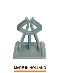 Belplast® Pion met grondplaat 30mm